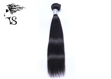 Brazilian Virgin Remy Human Hair Bundle , 8A Straight Human Hair Extensions Weave