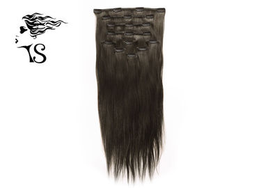 Clip In Human Hair Extensions